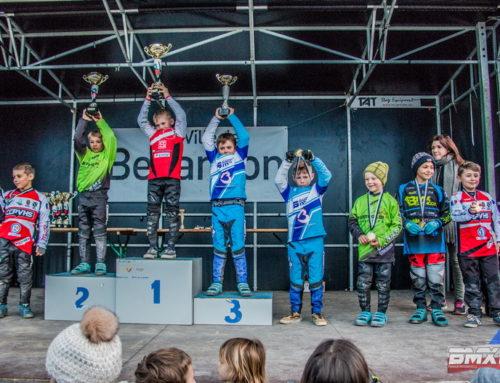 1e manche Championnat Nord-Est BMX à Besançon